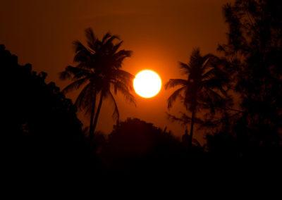 Mandrem, Goa, Indien.