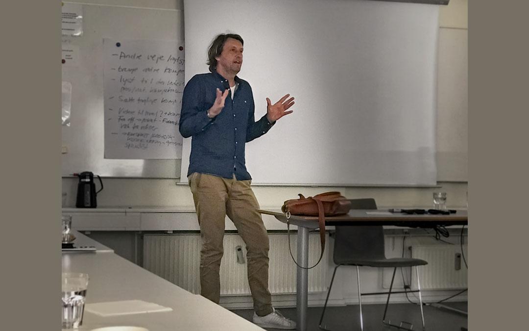 Anders Agger om livsfortællinger