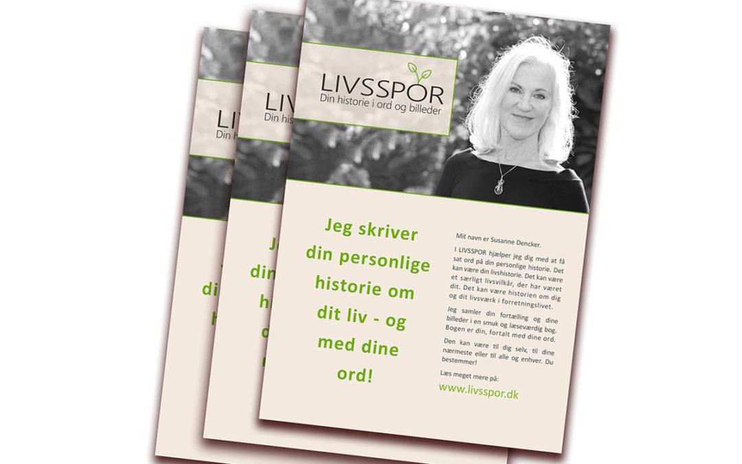 LIVSSPOR – kort og godt